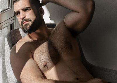 Aitor González Thorbrok Gay Barcelona Designer Influencer 1