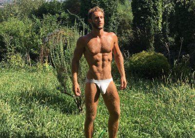 Anthony Forte Italian Gay Model Influencer 1