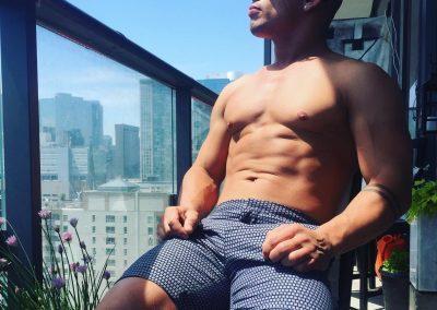 Brent Everett Canadian Gay Adult Actor Performer Influencer 1