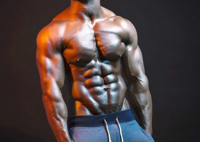 Daniel Shoneye Gay British Fitness Model 3