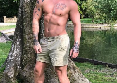 Josh Moore Gay Adult Actor Model Entertainer Influencer 4