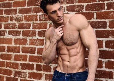 Kevin Benoit Canadian Gay Model Actor Influencer 2