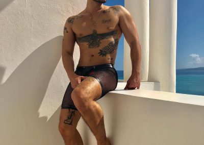 Ricky Roman American Gay Adult Actor Performer 4