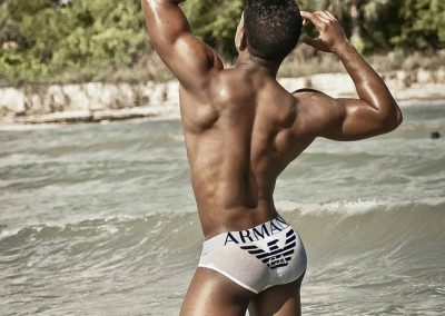 Rolando Roly Vizcay Cuban Miami Underwear Influencer 2