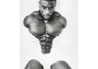 Daniel Shoneye Gay British Fitness Model 5